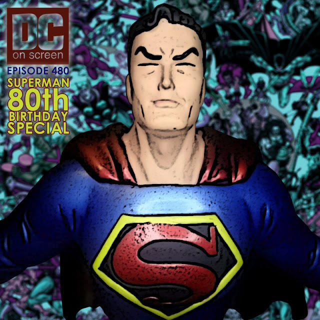 Superman leading the way for all other superheroes | Episode 480 of DC on SCREEN