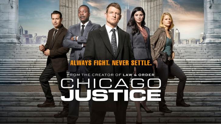 Chicago Justice - Promos, Featurette, Cast Promotional Photos, Special Preview Date & Key Art *Updated 26th February 2017*