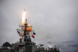 Berita Militer : Serangan Udara Masif Koalisi AS Cuma Timbulkan Kerusakan Kecil, Ratusan Rudal Ditembakan Tapi Korbannya Nol?