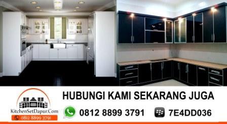 Jasa Pembuatan Kitchen Set Pondok Labu Kitchen Set Minimalis Cilandak