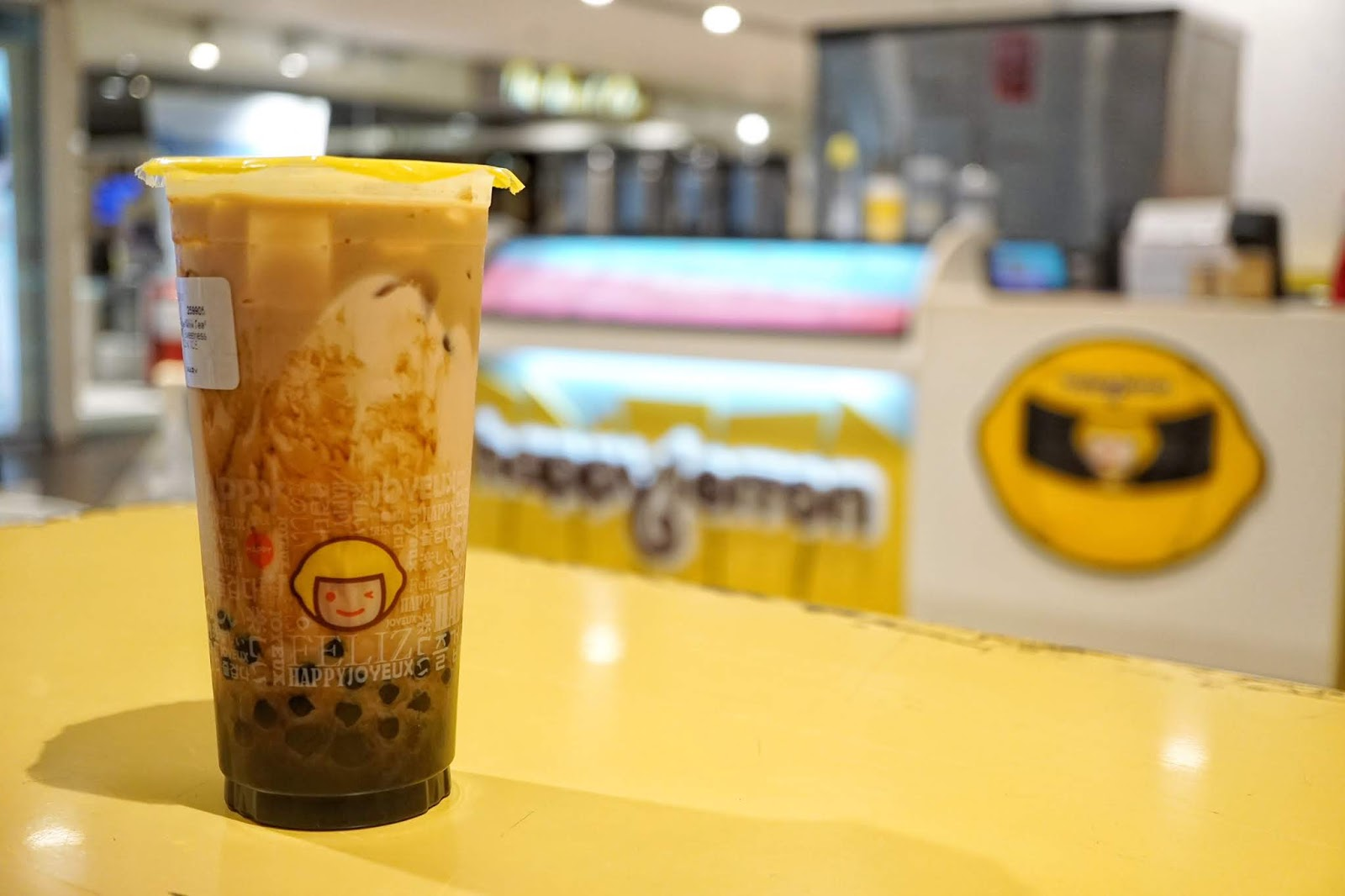 Worth it or Not: Happy Lemon's Tiger Milk Tea - What Mary Loves
