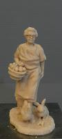 statuine da colorare modellini personaggi da dipingere presepe orme magiche