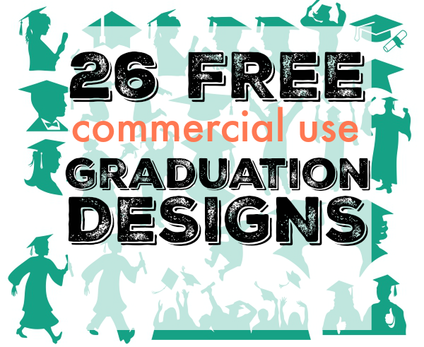free graduation designs commercial use graduation designs