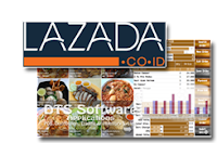Lazada | Software Kasir