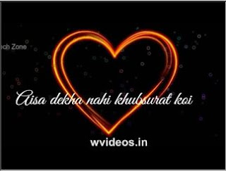 Aisa Dekha Nahi Whatsapp Status Love Video