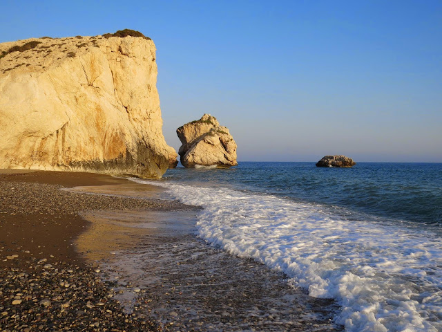 One Week in Cyprus Road Trip: Aphrodite's Rock
