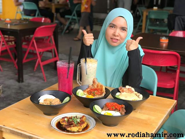 Indobowl Café SS15 Subang