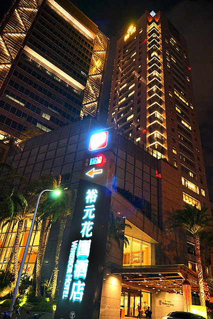 DSC03113 - 熱血採訪│台中住宿裕元花園酒店Windsor Hotel 享受寧靜夜景度過浪漫之夜