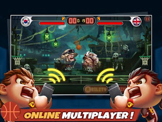 Free Download Game Head Basketball V1.0.9 MOD Apk Terbaru