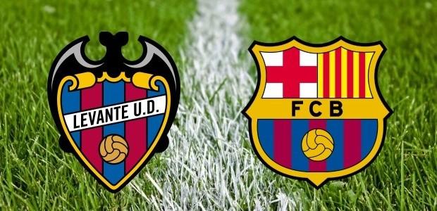 يلاشوت مباراة برشلونة وليفانتي