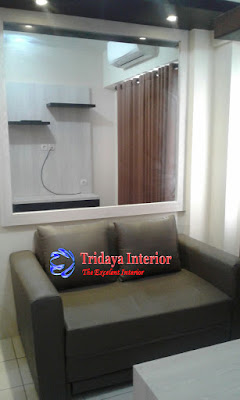 interior-apartemen-east-park-buaran-type-2-bedroom