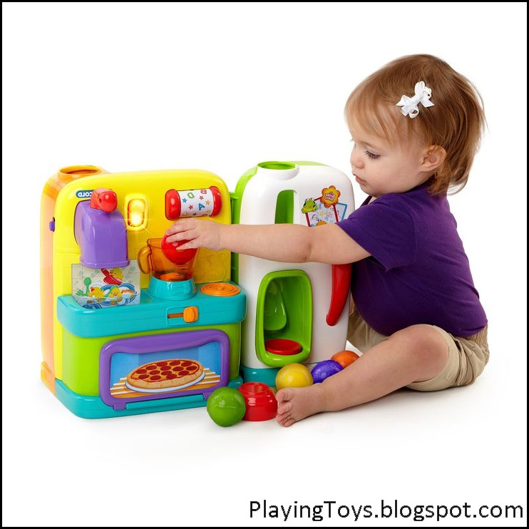 1 Yr Old Toys, 6 Interactive Toys For Boy  Girl-6119
