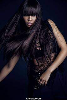 Tinashe, Mane Addicts, Mane Muse Shoot