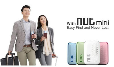 Best Gadgets For Frequent Fliers - Nut Mini Smart Tracker