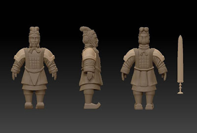 10mm Terracotta Army picture 2