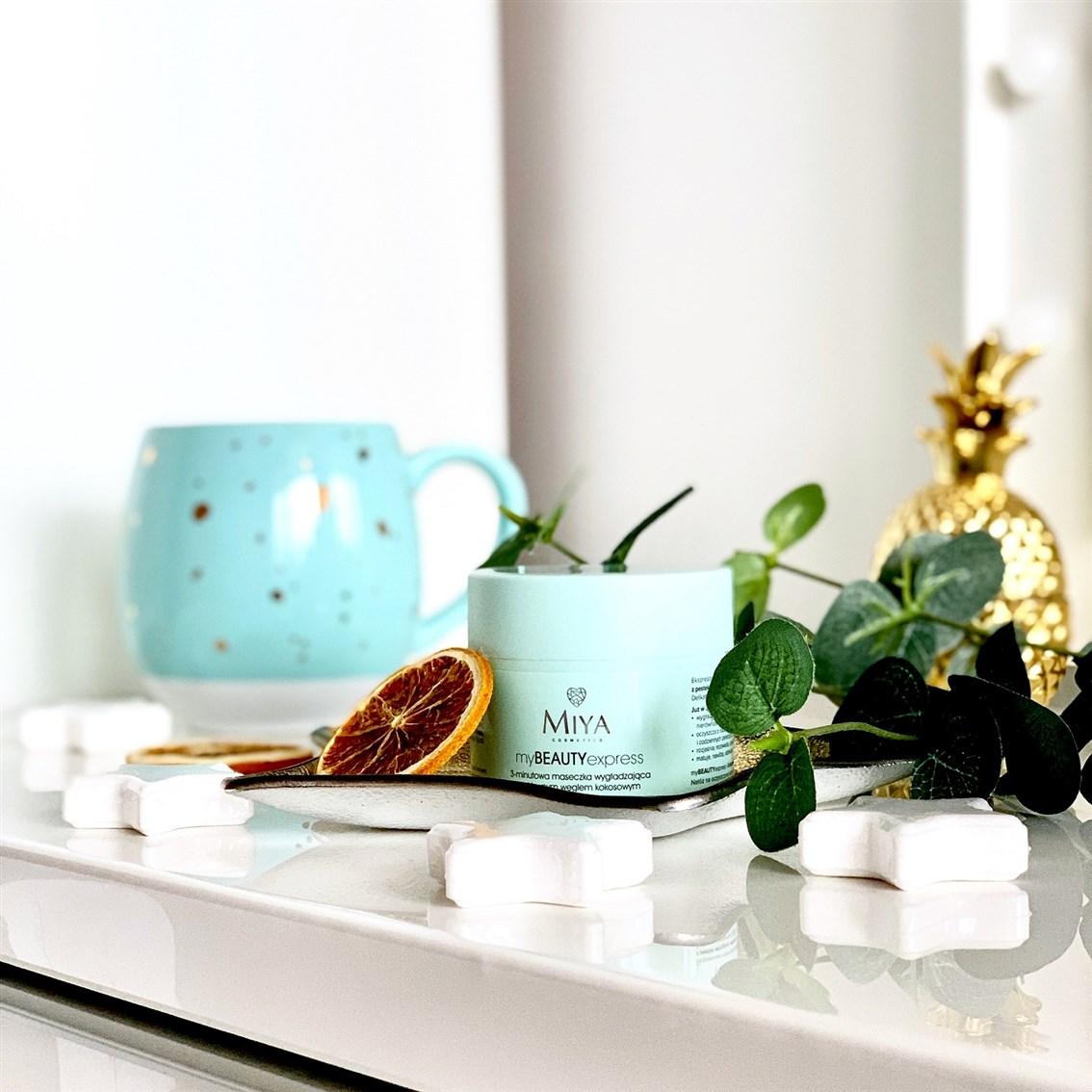 Miya Cosmetics my beauty express