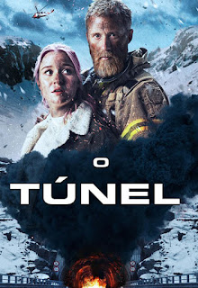 O Túnel (Tunnelen) - BDRip Dual Áudio