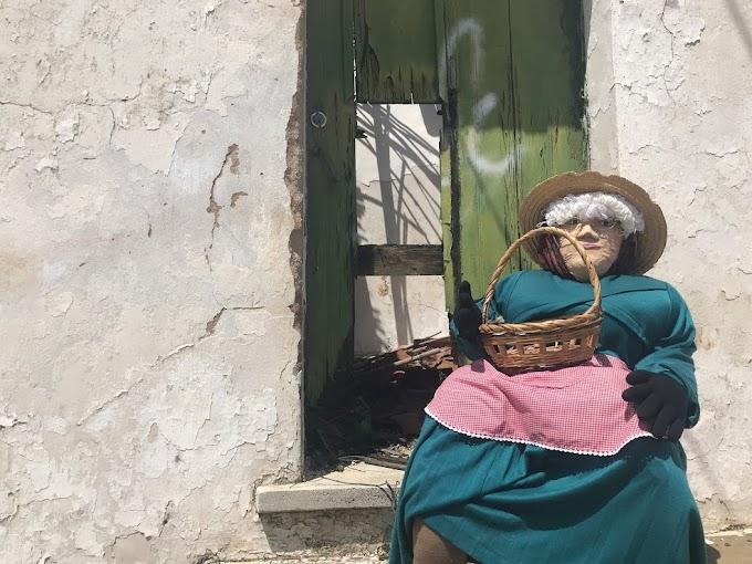 El 1º de Mayo en Odeleite y los Maios