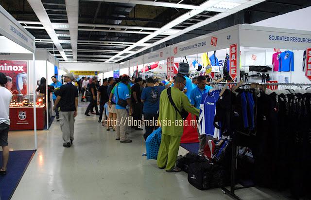Malaysia Dive Exhibition