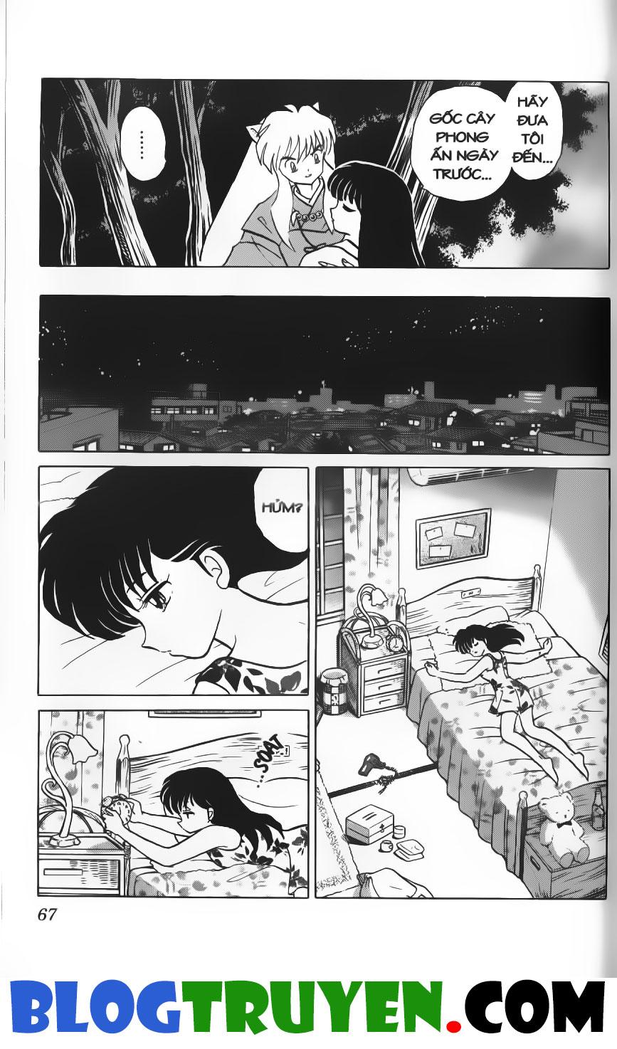 Inuyasha vol 18.4 trang 10