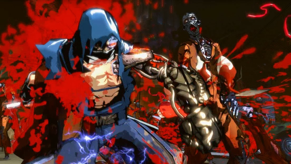 New Video Reveals Ninja Gaiden Z Mode For Yaiba Ninja Gaiden Z