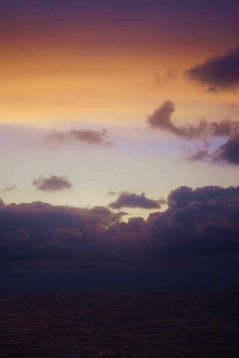 auringonlasku, itämeri