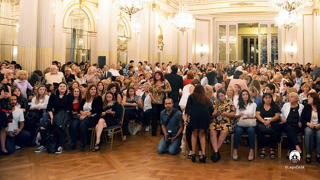 Se entregaron diplomas a mujeres destacadas de las comunas