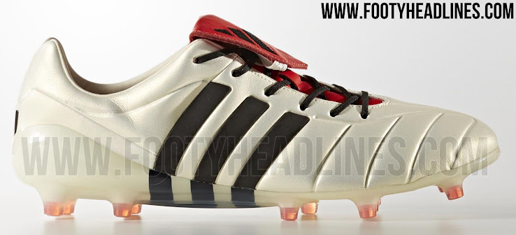 Adidas Predator Mania Champagne 2017 Boots Revealed - Footy ... 7dc8b113d