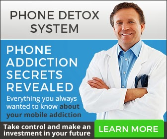 Step-by-step comprehensive proven solution to help you take control of your mobile phone addiction