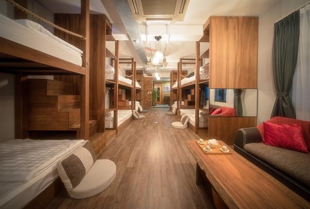 Mẫu thiết kế nội thất homestay được du khách ưa chuộng nhất hiện nay
