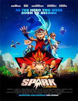 Spark: Un mono espacial (2016) latino
