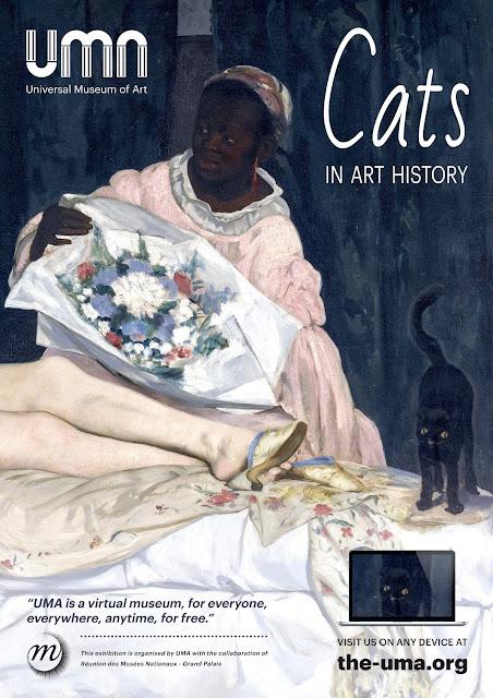 Οι γάτες στην ιστορία της τέχνης
