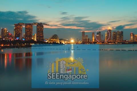 Rasai Percutian Best Dengan SEEngapore Traveloka Promotion