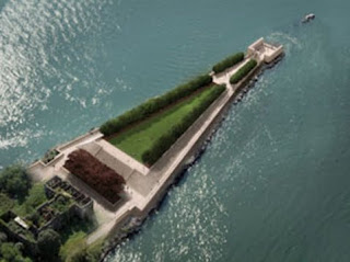 Four Freedoms Park, NY States Newest, Opens