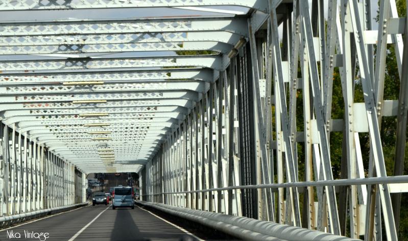 puente de hierro, zamora