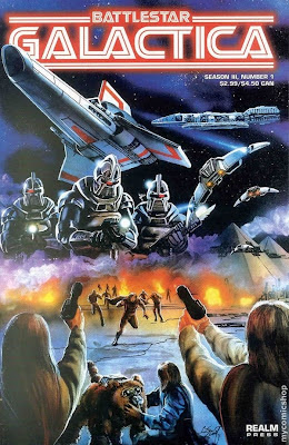 Starbuck Battlestar Galactica >> BATTLESTAR GALACTICA - SAGA OF A STAR WORLD: June 2012