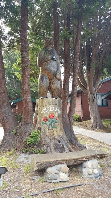 Rosedale Inn Califórnia