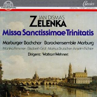 Zelenka - Missa Sanctissimae Trinitatis