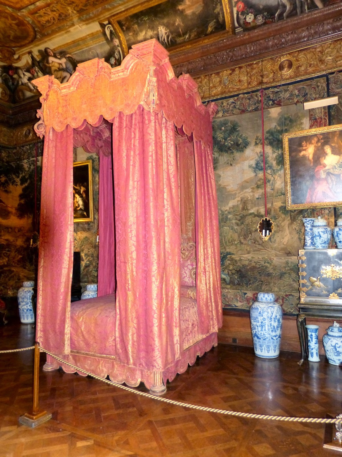 The State Bedroom, Chatsworth