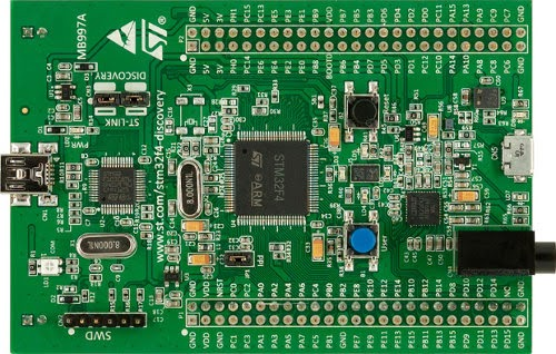 Exploring EEG with STM32F4 and ADS1299: From Arduino to ARM Cortex