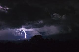 Tempestade-Raios
