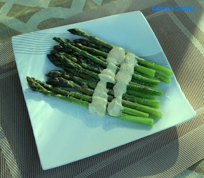 Carole's Chatter: Asparagus Hollandaise