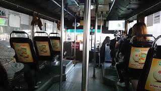A4 Bus from Don Muang to Khaosan
