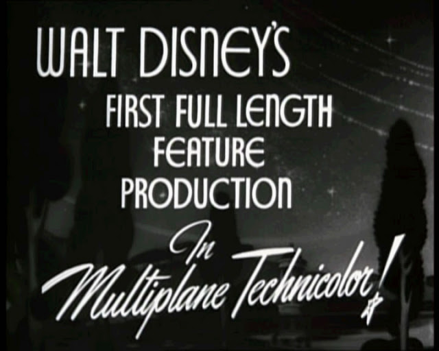 Trailer page for Snow White and the Seven Dwarfs 1937 animatedfilmreviews.filminspector.com