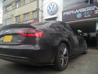 Taller Audi Bogota