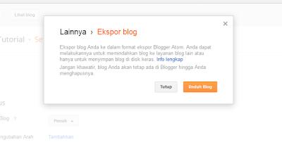 memindahkan artikel blog