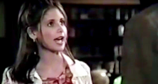 TV from A to Z: Buffy the Vampire Slayer, 'Unaired Pilot'