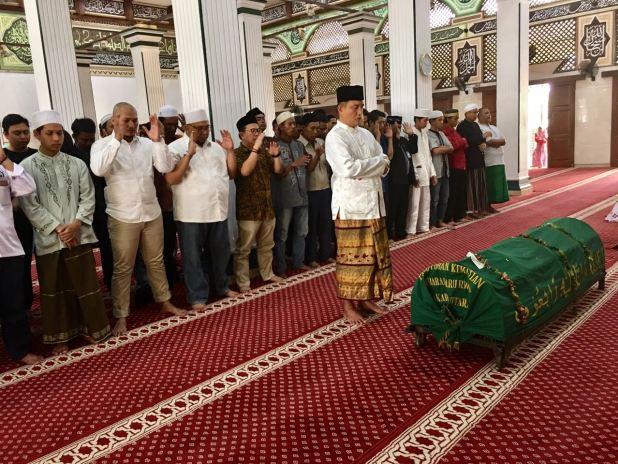 Niat Sholat Mayit Beserta Tata Cara dan Lengkap dengan Doanya