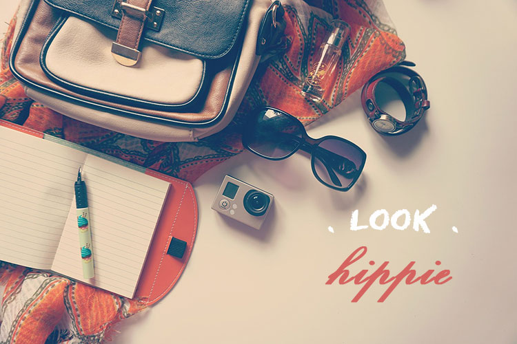 DIY: look hippie