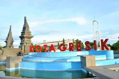 Asal Usul dan Sejarah Kota Gresik Jawa Timur